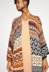 Free People - LANDMARK CARDI - Vest - light brown - 4