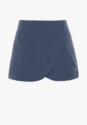 INLUX - A-line skirt - anthrazit