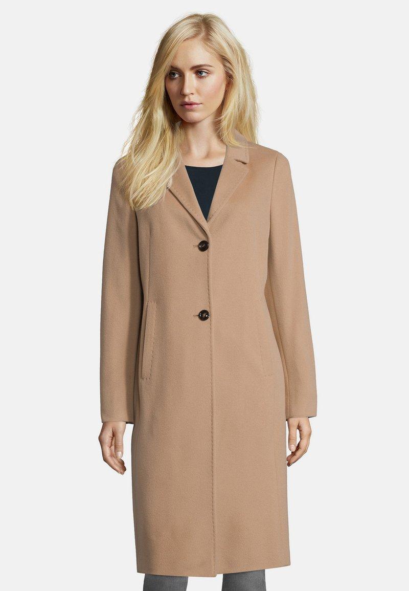 Gil Bret - MIT EINGRIFFTASCHEN - Classic coat - braun