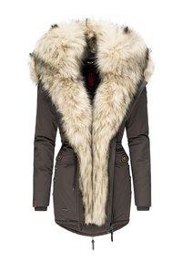 Navahoo - Winter coat - anthracite - 3