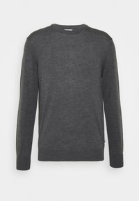 NN07 - TED - Jumper - antractite grey mel - 3
