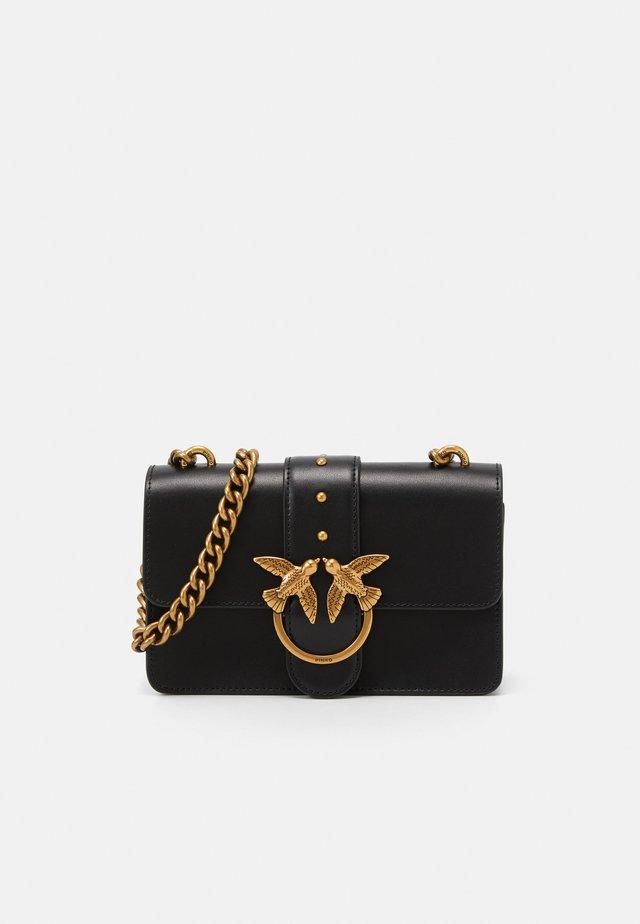 LOVE MINI ICON SIMPLY - Across body bag - black
