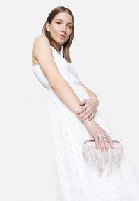 Vila - VICARMELA MAXI DRESS - Occasion wear - cloud dancer - 2