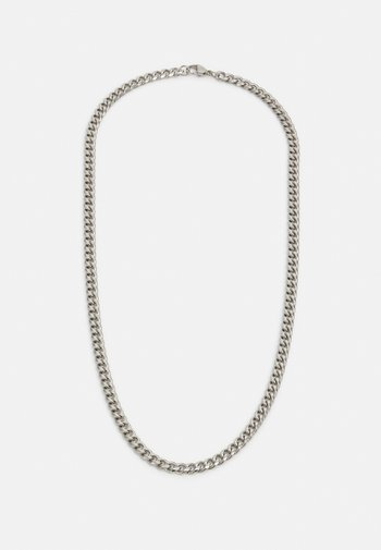 CHAIN - Necklace - silver-coloured