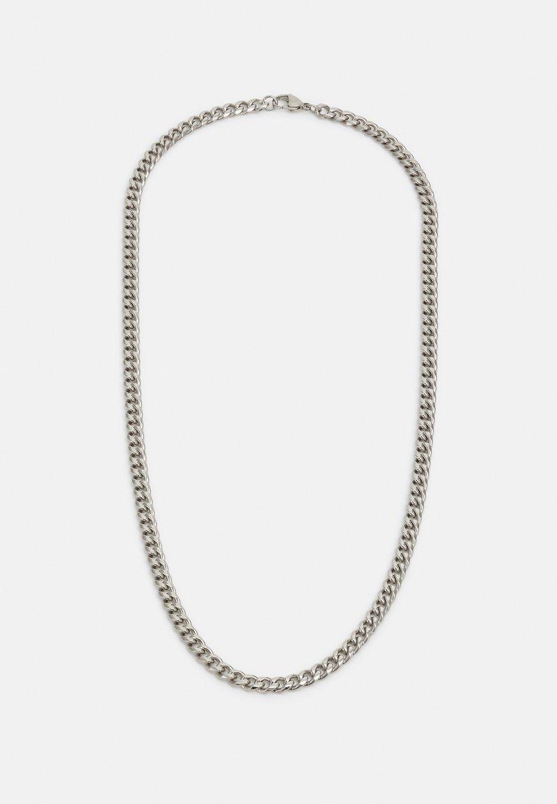 Icon Brand - CHAIN - Necklace - silver-coloured