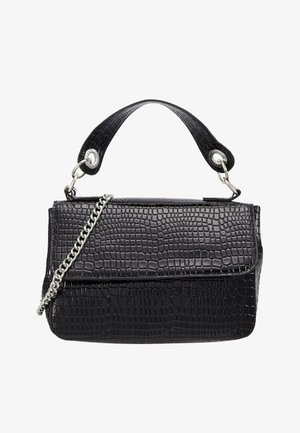 DALLY CROCO - Borsa a mano - black