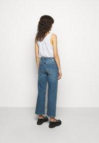 Boyish - MIKEY WIDE LEG - Flared Jeans - mirror - 2