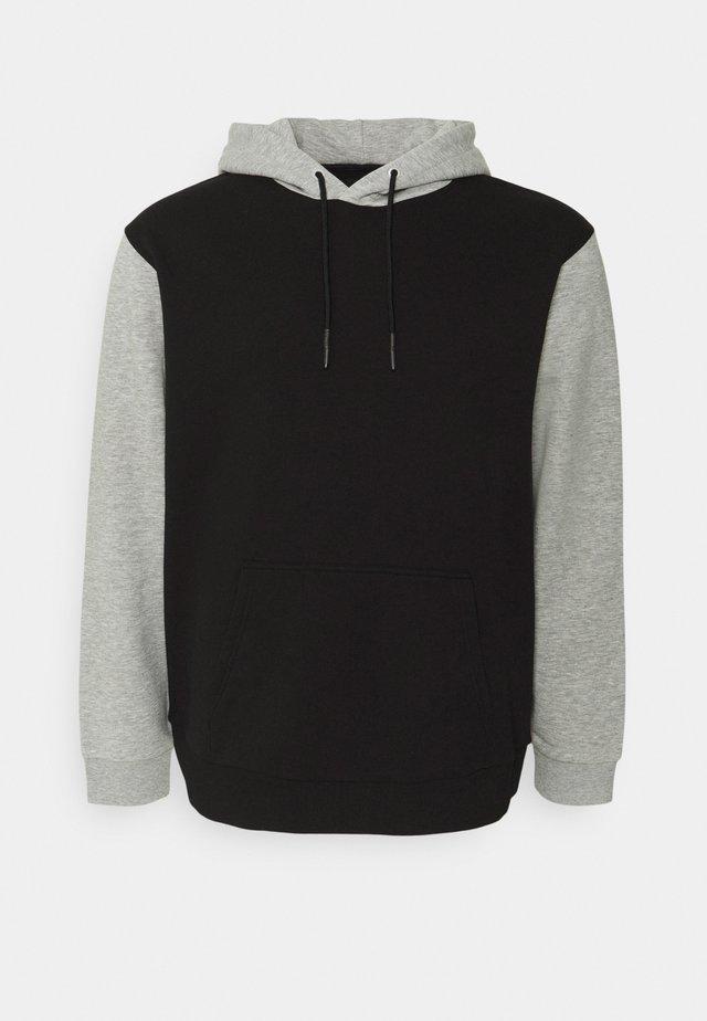 ONSELMER HOODIE  - Sweatshirt - black