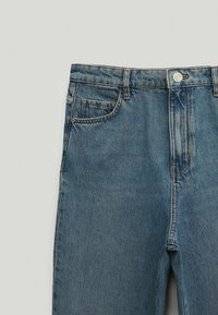 Massimo Dutti - Relaxed fit jeans - blue - 5