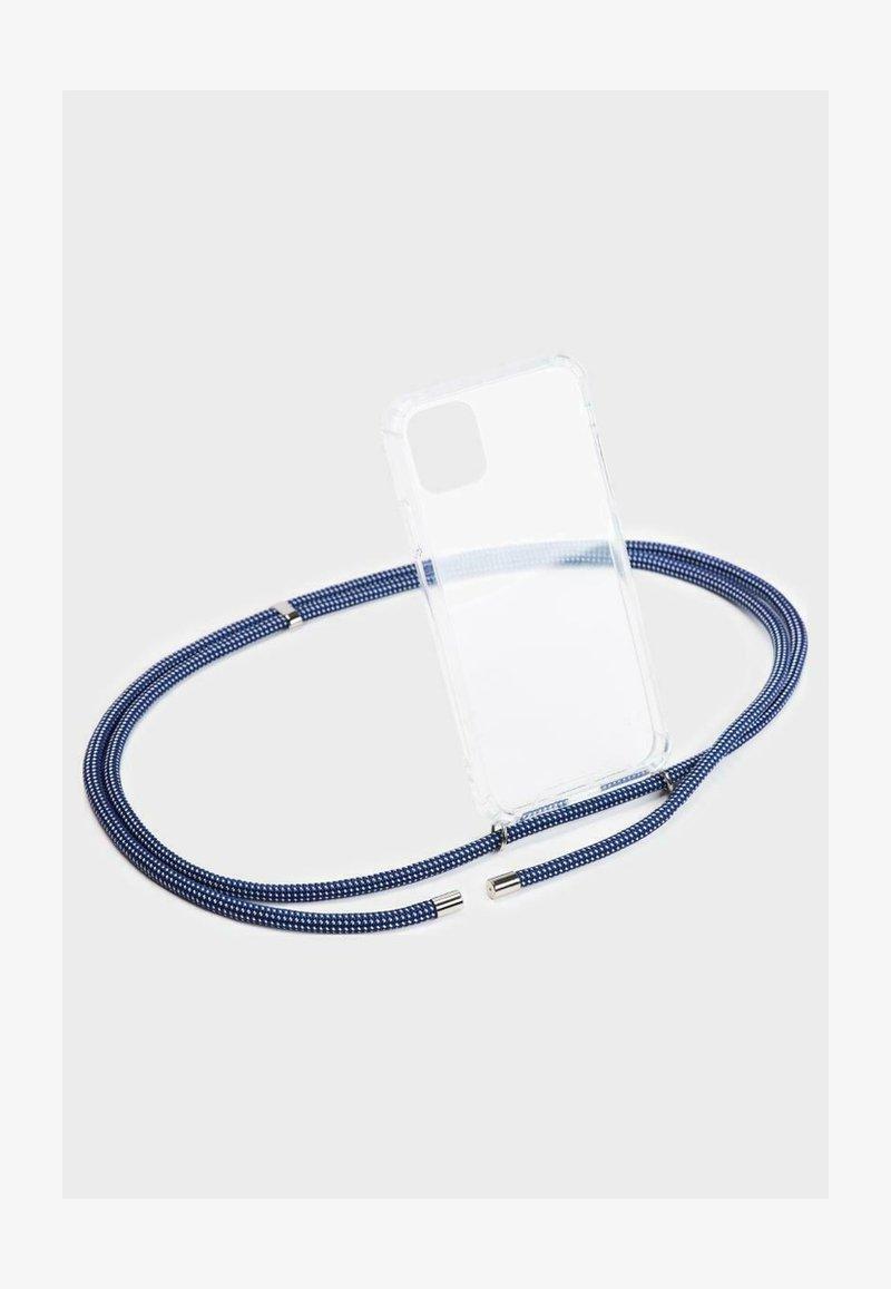 Phonelace - Phone case - nightsky/silver