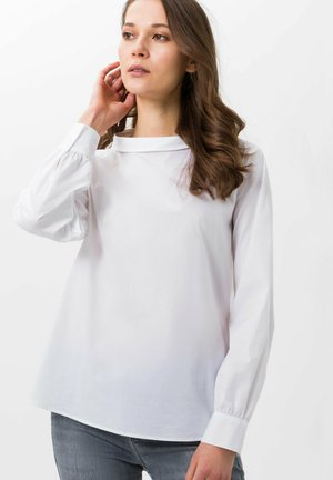 STYLE VIA - Blouse - white