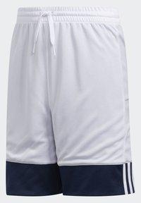 adidas Performance - 3G SPEED REVERSIBLE SHORTS - Sports shorts - blue - 4