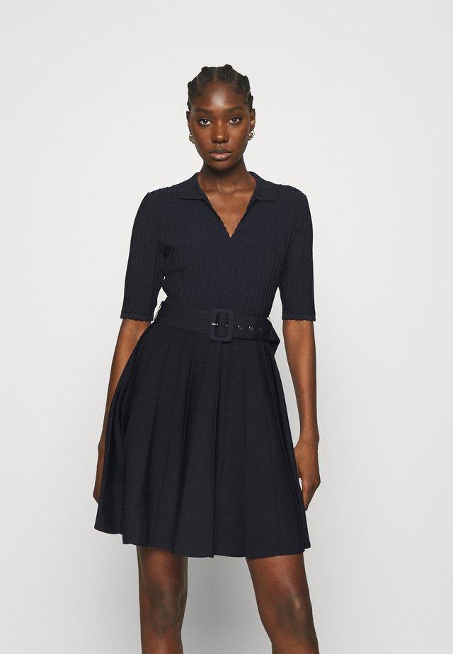 ALEEE - Cocktailkleid/festliches Kleid - navy