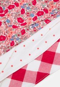 Cotton On - BANDANA BIB 3 PACK UNISEX - Foulard - lucky red/red orange mix - 4
