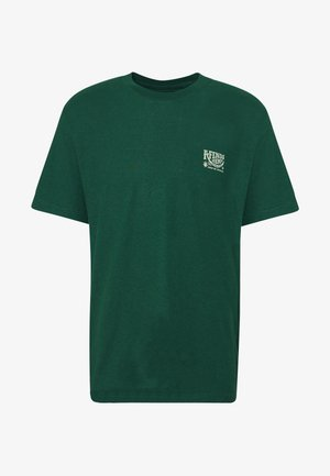 BUGLE RETRO FIT TEE - T-shirt print - forest