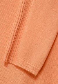 Street One - Cardigan - orange - 4