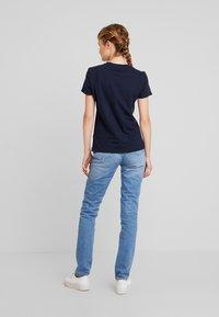 Tommy Hilfiger - RIVERPOINT CIGARETTE DELI - Slim fit jeans - blue denim - 2