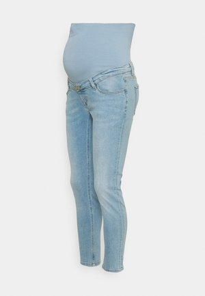 SLIM MILA - Slim fit jeans - vintage blue