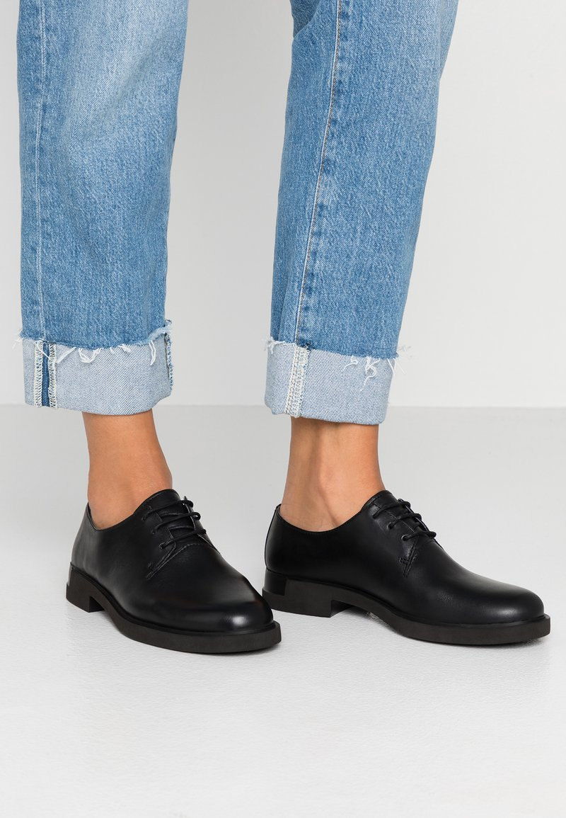 Camper - DAMEN  - Lace-ups - black