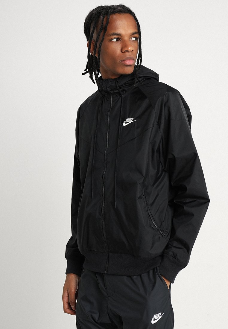 Nike Sportswear - Windbreaker - black