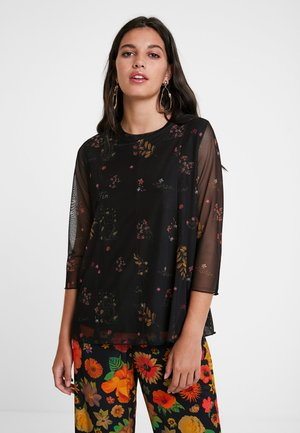 VERONICA - Blouse - black