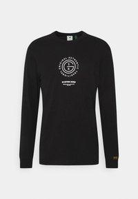 REFLECTIVE MULTI GRAPHIC R T L\S - Långärmad tröja - black