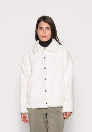 ZIPUP - Light jacket - off white
