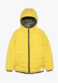Superdry - REVERSIBLE FUJI - Winter jacket - olive/yellow - 2