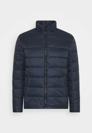 JOHNSON - Down jacket - dark navy