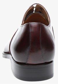 SHOEPASSION - NO. 5228 - Smart lace-ups - bordeaux - 2
