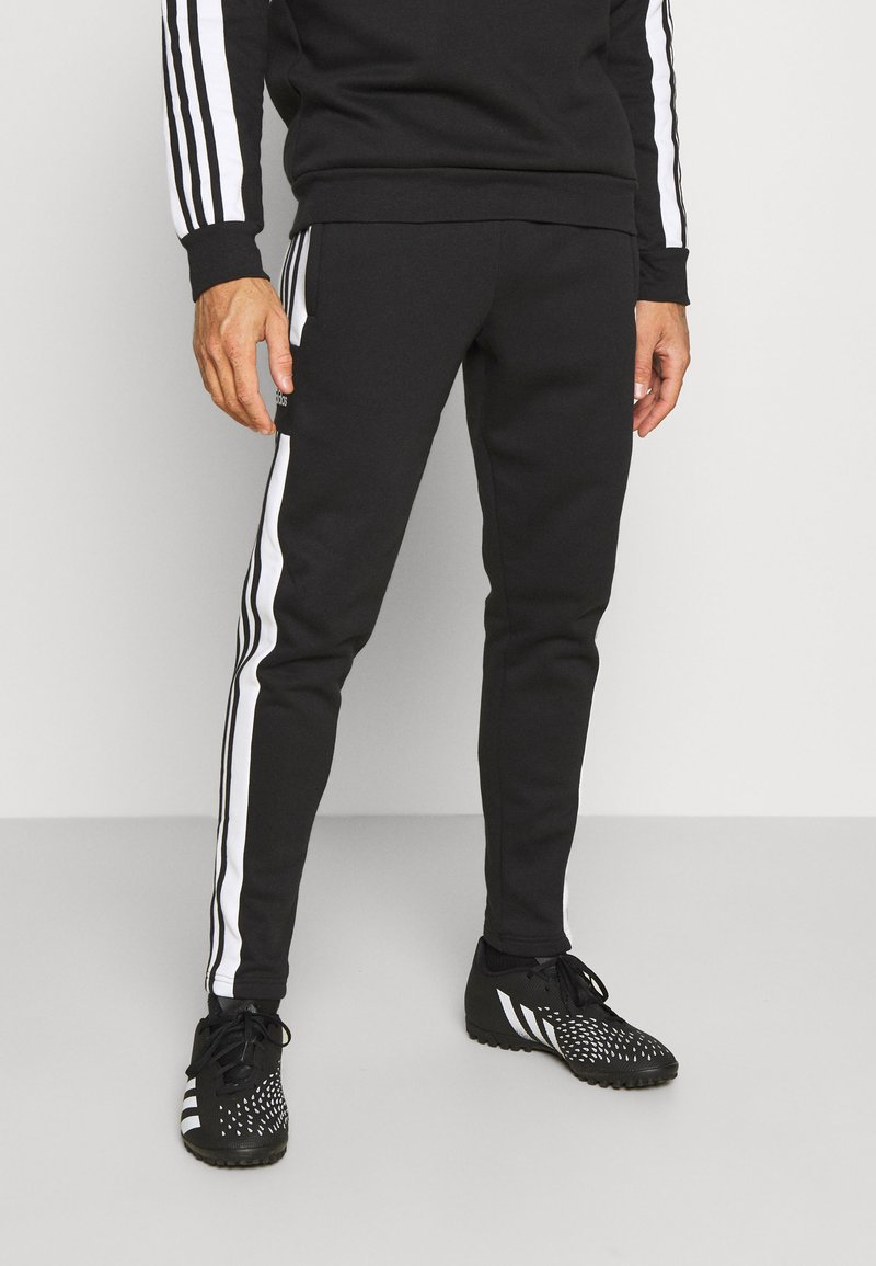 adidas Performance - SQUAD - Tracksuit bottoms - black