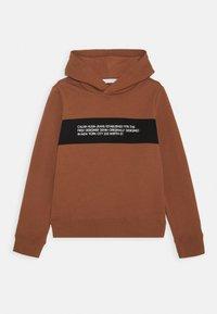 Calvin Klein Jeans - Hoodie - brown - 0