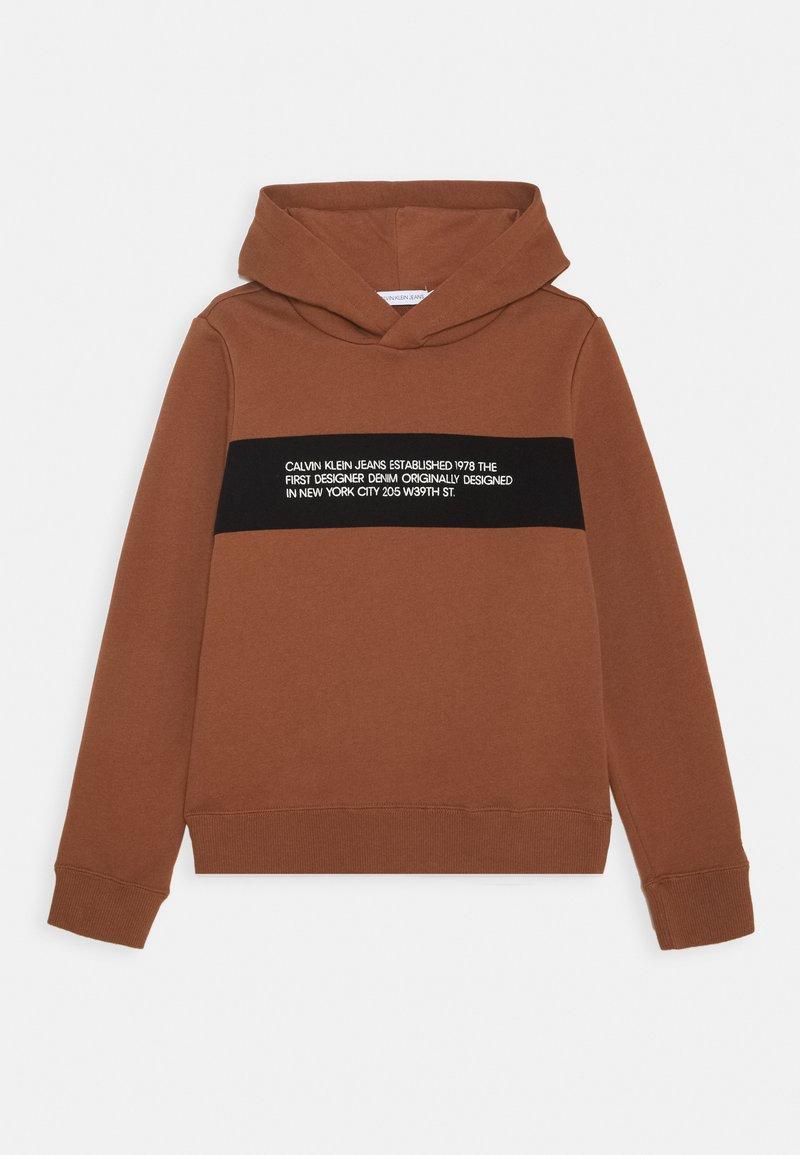 Calvin Klein Jeans - Hoodie - brown