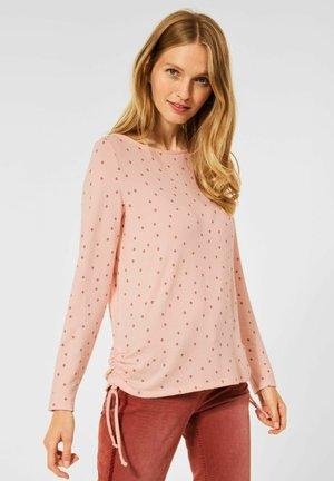 MIT MINIMAL  - Long sleeved top - rosa