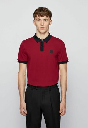 PHILLIPSON  - Polo - dark red