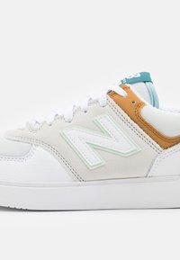 New Balance - 574 - Sneakers basse - white - 5