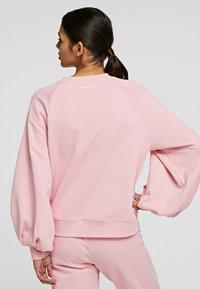KARL LAGERFELD - Sweatshirt - pink - 2