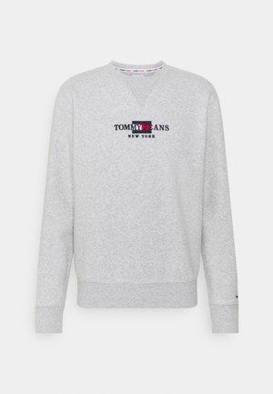 TIMELESS CREW - Sweatshirt - light grey heather