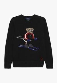 Polo Ralph Lauren - BEAR  - Strickpullover - black - 0