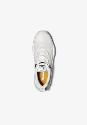 Madbury Oxford - Casual lace-ups - white mesh
