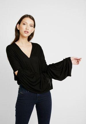 WENNY TANK - Blouse - black
