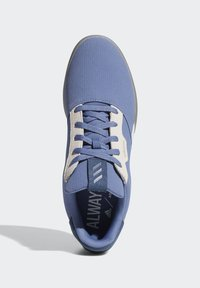 adidas Performance - SCARPE ADICROSS RETRO SPIKELESS - Golf shoes - blue - 3