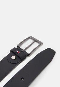 Tommy Hilfiger - LAYTON - Belt - black - 1