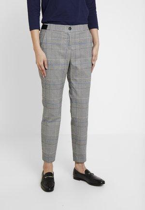 Chino kalhoty - silver grey