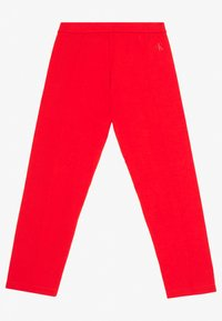 Calvin Klein Jeans - INSTITUTIONAL PANT - Tracksuit bottoms - fiery red - 1