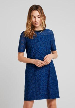 Cocktail dress / Party dress - cobalt blue