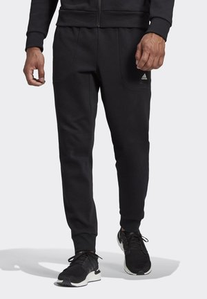MUST HAVES STADIUM TRACKSUIT BOTTOMS - Trainingsbroek - black