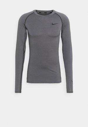 TIGHT - T-shirt de sport - iron grey/black