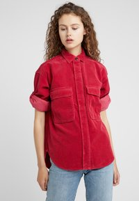 CLOSED - DELLAN - Košile - ruby - 3