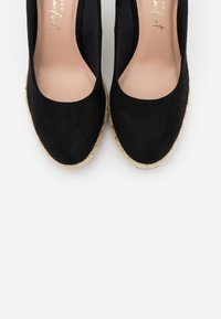 New Look - OYSTER - Høye hæler - black - 5